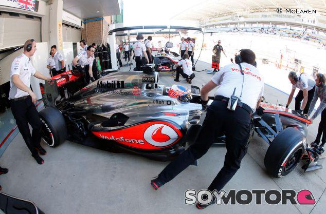 Jenson Button en Corea - LaF1