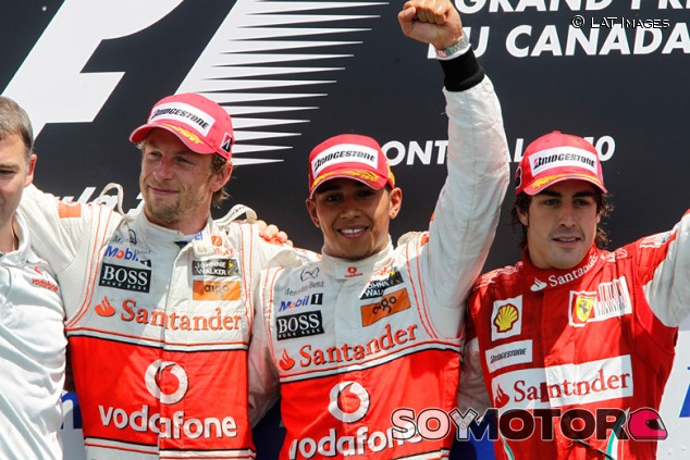 Button, Alonso, Hamilton y la importancia de poner a los ingenieros de tu parte - SoyMotor.com