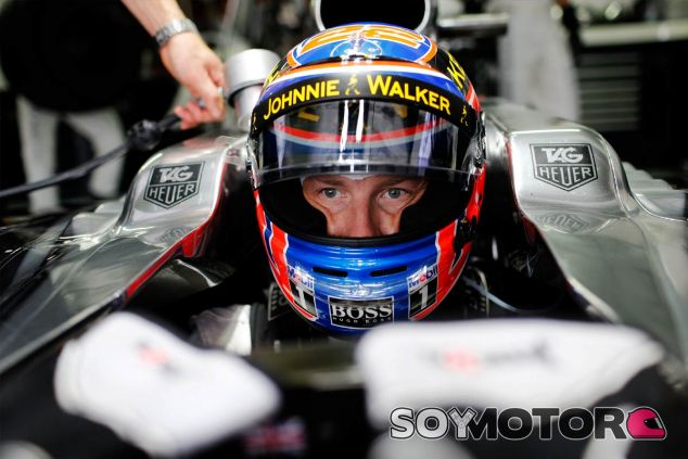 Jenson Button en su MP4-29 - LaF1