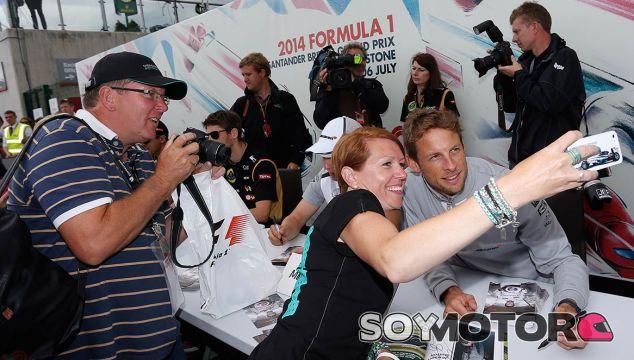 Tom Stallard, nuevo ingeniero de carrera de Jenson Button - LAF1.es