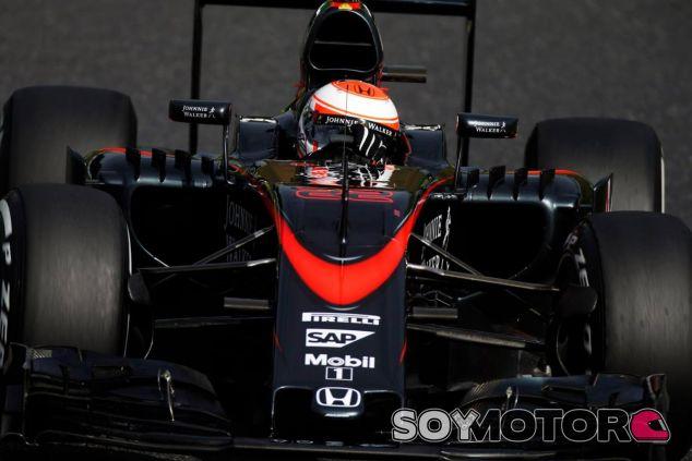 Jenson Button tuvo una carrera muy complicada en uno de sus circuitos predilectos - LaF1