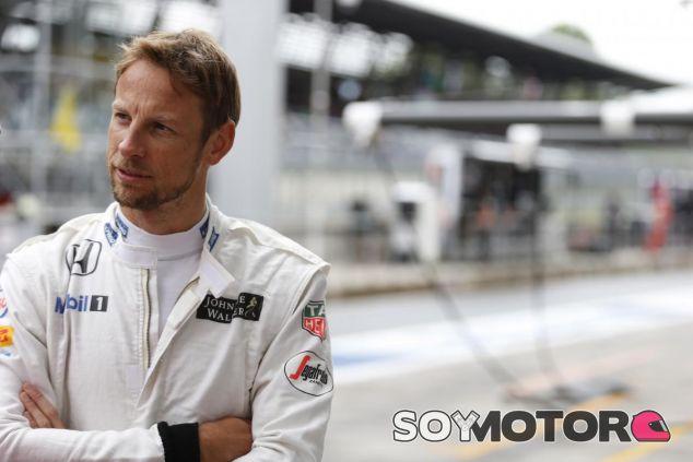 Button está ansioso por probar las mejoras de la nueva unidad de potencia de Honda - LaF1