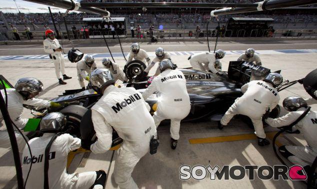 McLaren en el GP de Brasil F1 2014: Previo