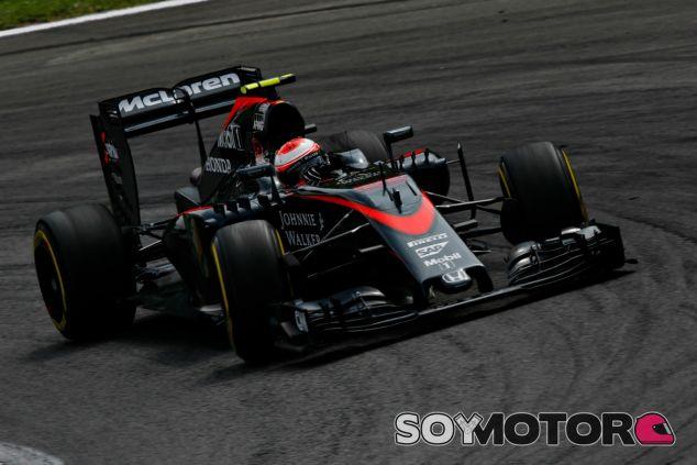 Button aún confía en ser competitivo en 2016 - LaF1
