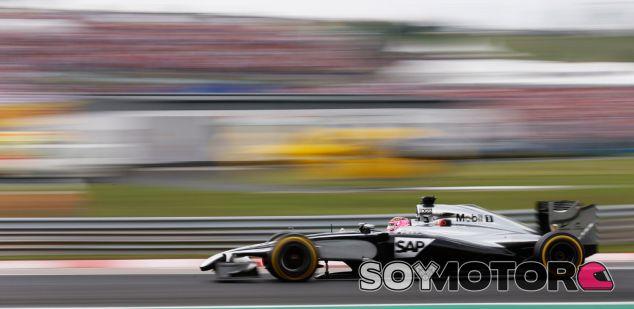 McLaren en el GP de Bélgica F1 2014: Previo