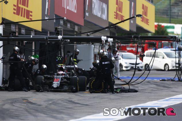 Button alaba las mejoras en el motor Honda - LaF1