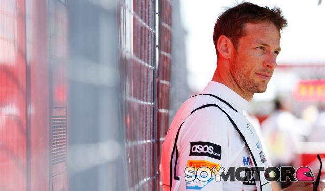 Jenson Button es duda para 2015 - LaF1