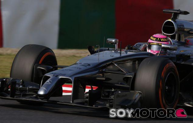 Jenson Button en Japón - LaF1