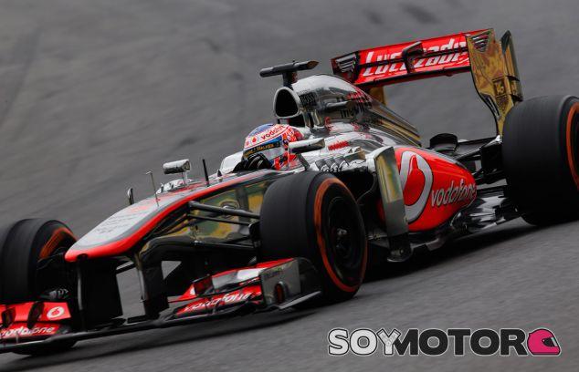 Button presionará más con la presencia de Magnussen