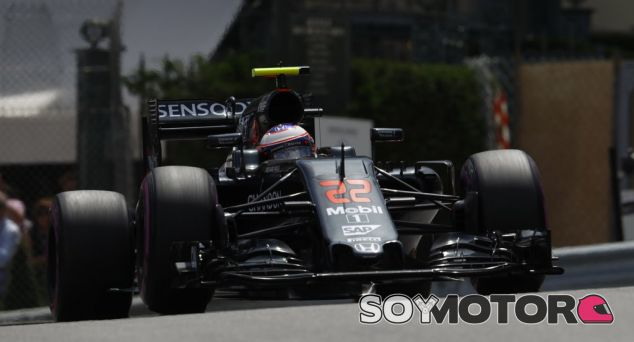 Jenson Button, hoy en Mónaco - LaF1