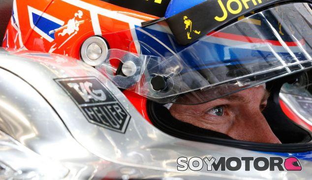 McLaren quiere continuar con Jenson Button, según Éric Boullier - LaF1.es