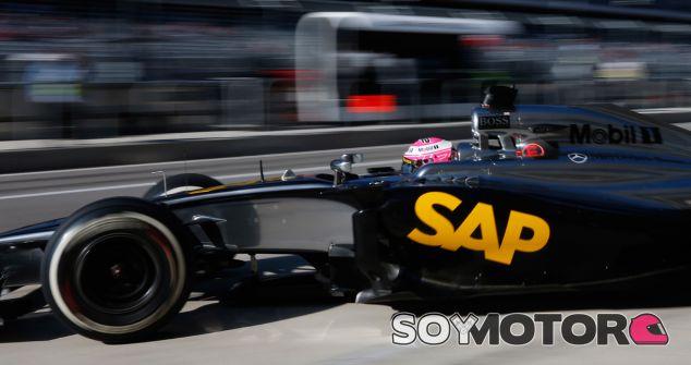 Button no sabe qué respondería si McLaren le ofrece su renovación