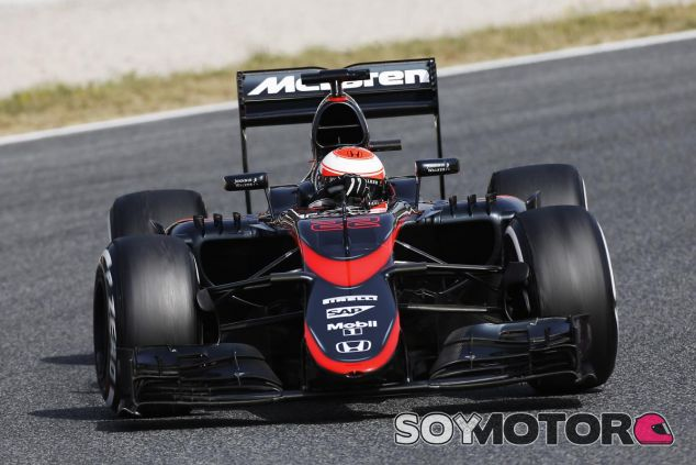 El morro largo que montó el MP4-30 desde el principio del año vuelve en Monza - LaF1