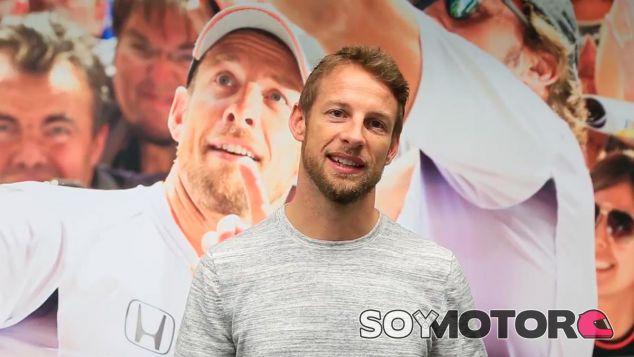 Fotograma del vídeo de Jenson Button - SoyMotor