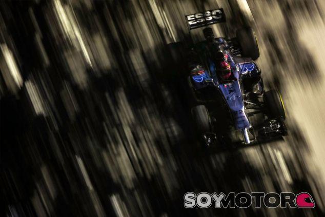 Jenson Button en Singapur - LaF1