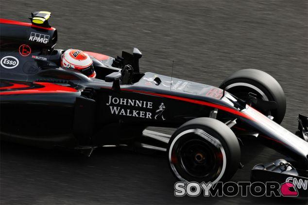 Jenson Button cuenta con una gran experiencia en la Fórmula 1 - LaF1