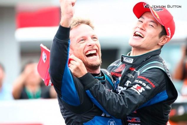 Jenson Button anuncia el fin de su paso por Super GT - SoyMotor.com