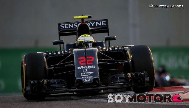 Jenson Button - SoyMotor