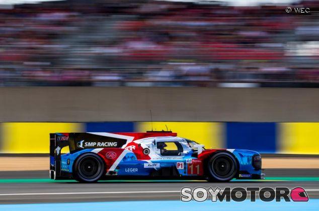 Jenson Button en Le Mans – SoyMotor.com