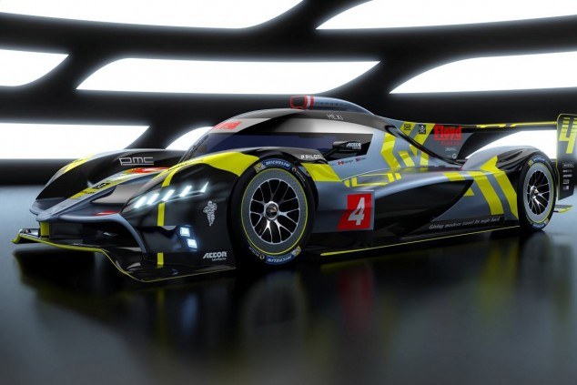 Proyecto de ByKolles para Le Mans - SoyMotor.com