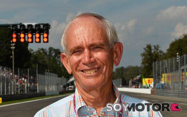 La presencia de Rory Byrne, una ventaja para Ferrari - SoyMotor