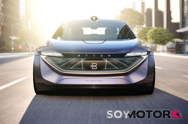 Byton K-Byte: el segundo conepto de la marca china - SomoyoMotor.com
