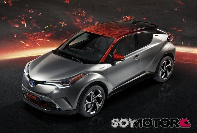 Toyota C-HR Hy-Power - SoyMotor.com