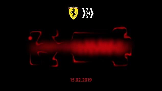 Ferrari presume de su nuevo motor para 2019 –SoyMotor.com