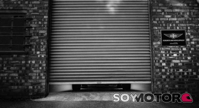 Morgan V8 - SoyMotor.com