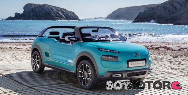 Citroën Cactus M concept -SoyMotor