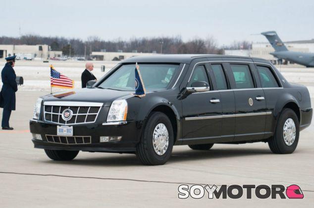 Los coches presidenciales de Estados Unidos y Rusia - SoyMotor.com