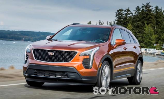 El Cadillac XT4 presenta una imagen imponente y alto nivel de equipamiento - SoyMotor.com