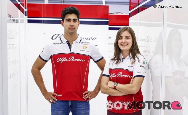 Tatiana Calderón volverá a subirse a un Fórmula 1 en Paul Ricard - SoyMotor.com