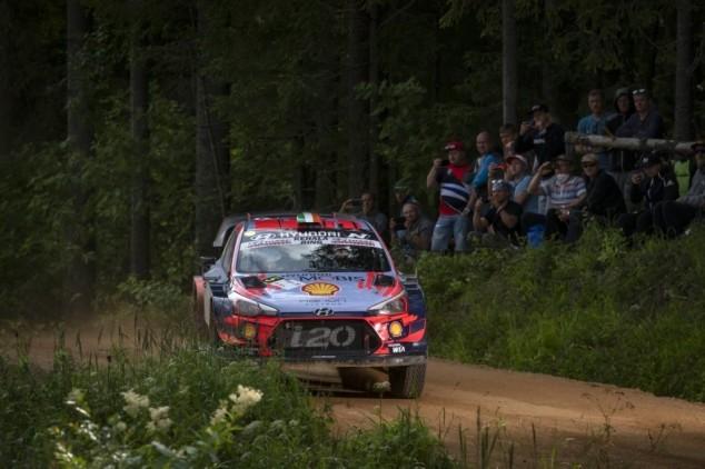 El nuevo calendario del WRC: entra Estonia, sale Argentina - SoyMotor.com