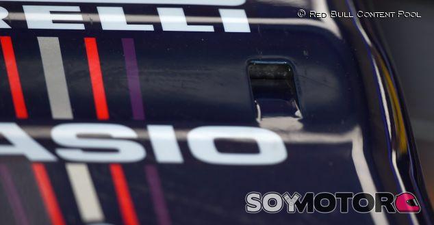 Newey encuentra una solución para ocultar la cámara de la FIA