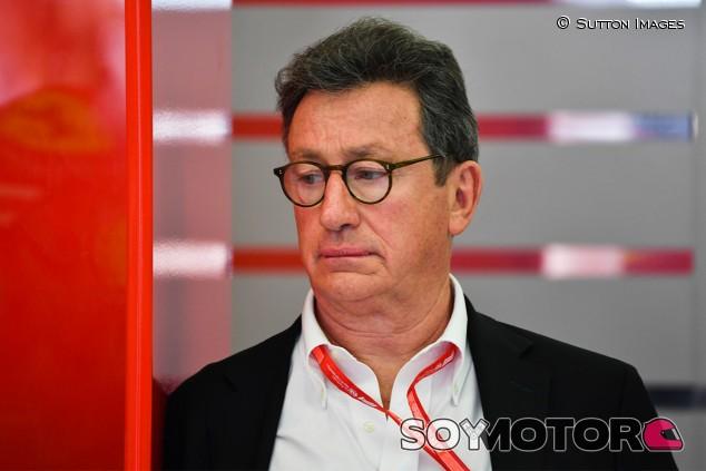 """Camilleri: """"La F1 será este año nuestro mayor golpe económico"""" - SoyMotor.com"""