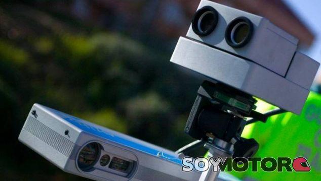 primer radar de tramo en madrid comienza a multar -SoyMotor