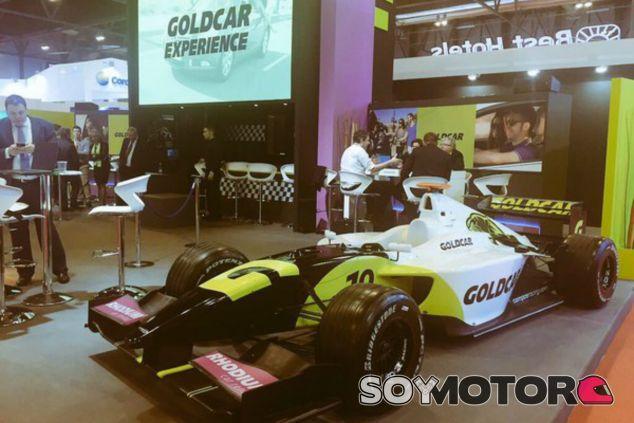 Goldcar, nuevo patrocinador de Campos Racing - LaF1