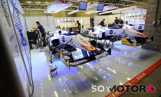 Campos Racing entra a la GP3 - LaF1