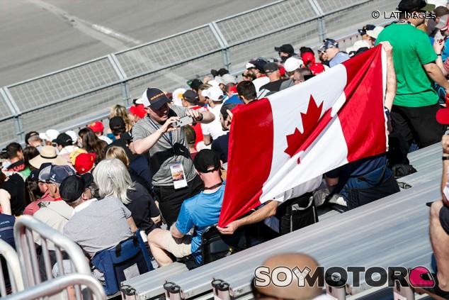 Canadá duda que el calendario provisional se corra al completo - SoyMotor.com