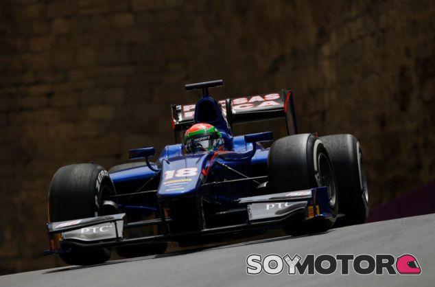 Canamasas compitió para el equipo Carlin el año pasado - SoyMotor