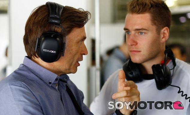 Capito y Vandoorne durante un Gran Premio esta temporada - SoyMotor
