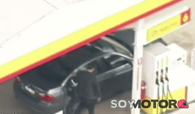 El fugitivo paró a repostar en varias gasolineras - SoyMotor.com