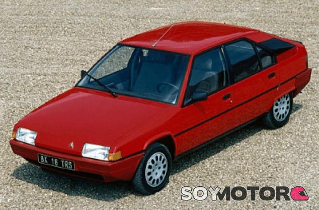 Citroën BX 35 años - SoyMotor.com