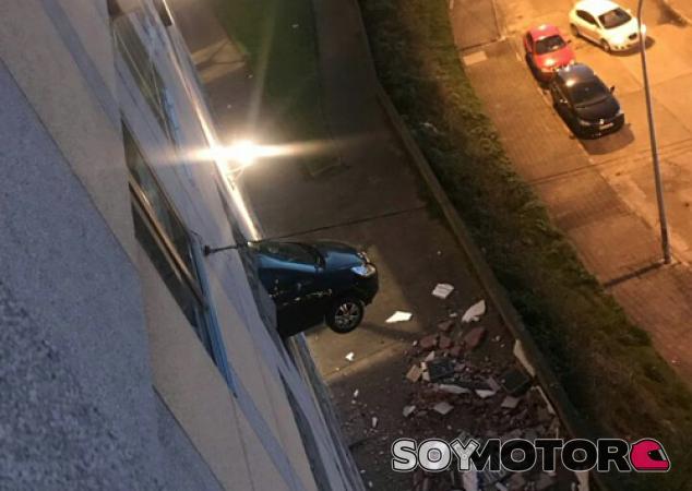 Opel Corsa Parking A Coruña - SoyMotor.com