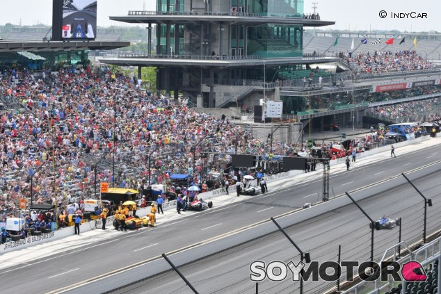 500 Millas de Indianápolis 2019: Carb Day Minuto a Minuto – SoyMotor.com
