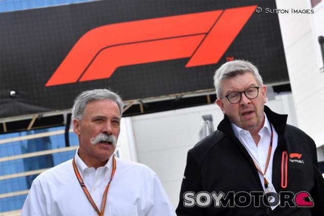 El ERTE llega a la Fórmula 1: Carey y Brawn se bajan el sueldo un 20% - SoyMotor.com