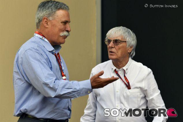 Johansson cree que Liberty ha errado apartando a Ecclestone - SoyMotor