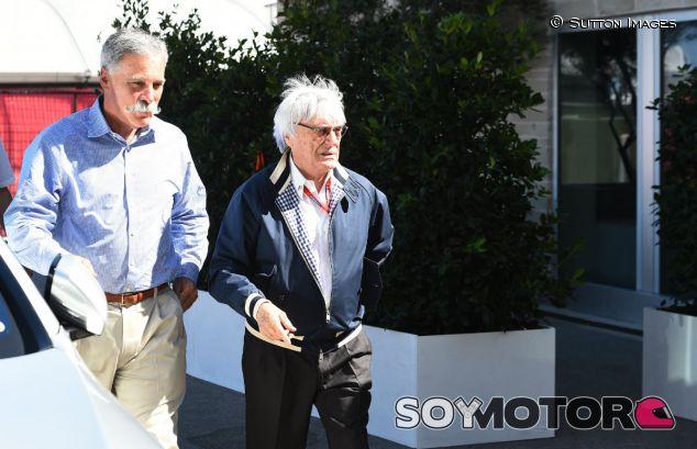 Dos nombres clave de la era Ecclestone, continúan con Liberty - SoyMotor