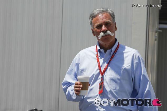 """Carey: """"El GP de Gran Bretaña no tiene por qué estar en Silverstone"""" - SoyMotor.com"""